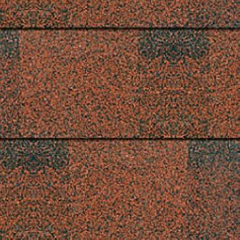 rivera red shingles