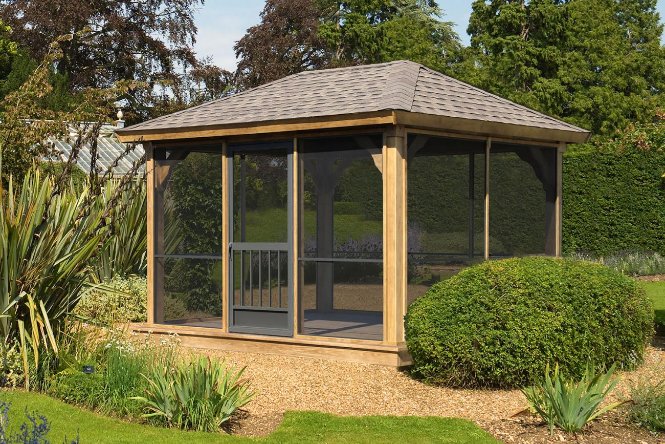 pavilion and pergola options lykens valley gazebos and. Black Bedroom Furniture Sets. Home Design Ideas