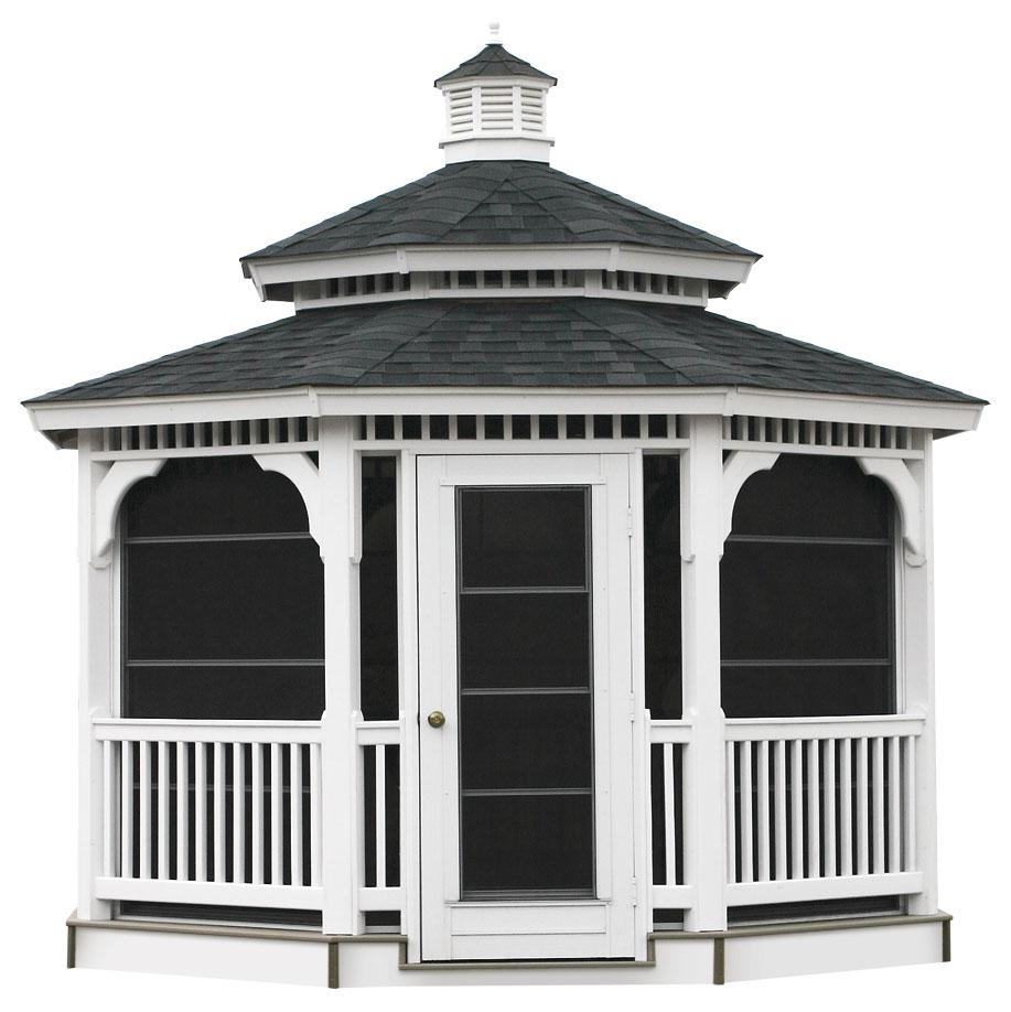 Vinyl Gazebos Lykens Valley Gazebos And Outdoor Living