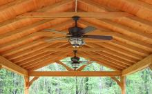 Wood Pavilions Lykens Valley Gazebos And Outdoor Living
